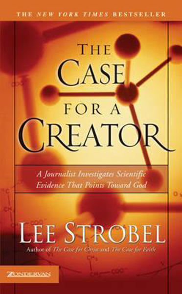 Picture of CASE FOR A CREATOR mass market edition