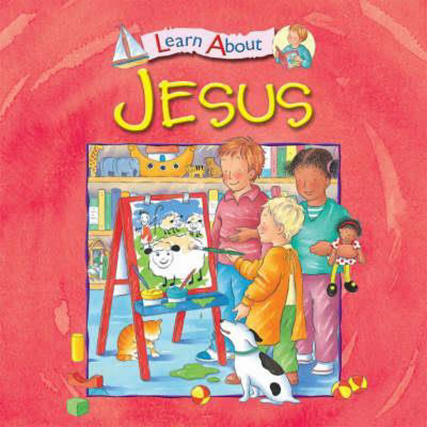 Picture of LEARN ABOUT JESUS
