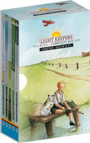 Picture of TEN BOYS COMPLETE BOX SET  LIGHTKEEPERS