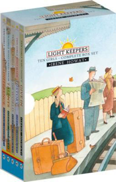 Picture of TEN GIRLS COMPLETE BOX SET  LIGHTKEEPERS