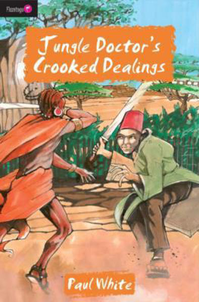 Picture of FLAMINGO/#04 Jungle Doctor's Crooked Dealings