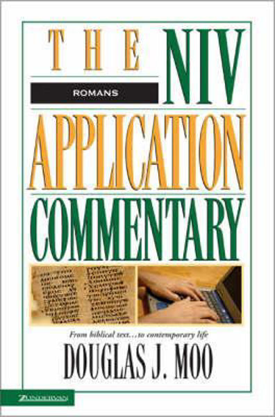 Picture of NIV APPLICATION COMMENTARY/ROMANS