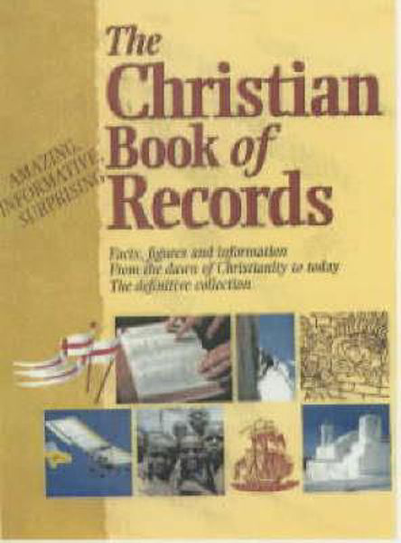 Picture of CHRISTIAN BOOKS OF RECORDS