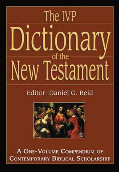 Picture of IVP DICTIONARY OF THE NEW TESTAMENT hbk