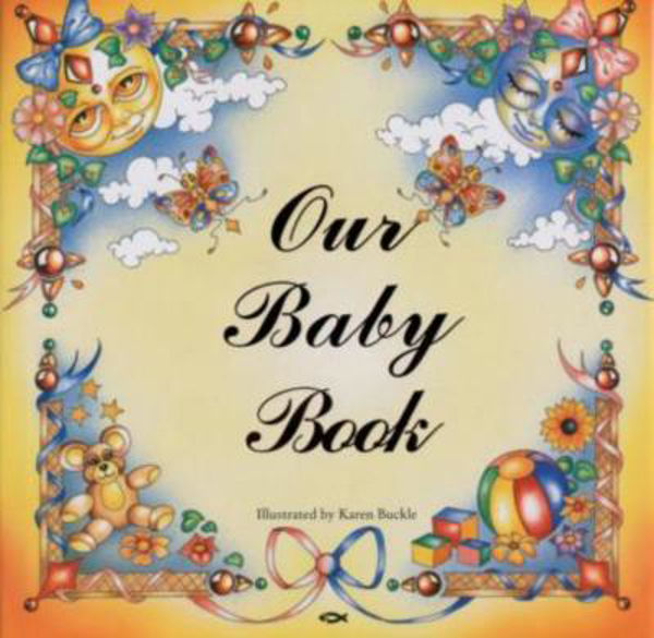 Picture of OUR BABY BOOK