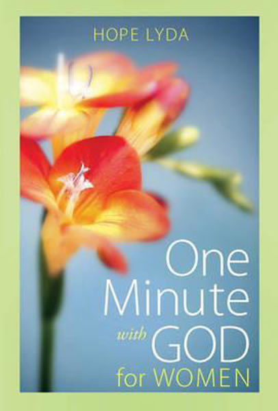 Picture of ONE MINUTE WITH GOD FOR WOMEN
