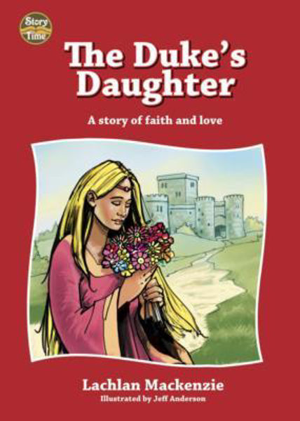 Picture of DUKE'S DAUGHTER story of faith & love