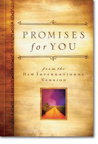 Picture of PROMISES FOR YOU FROM THE NIV