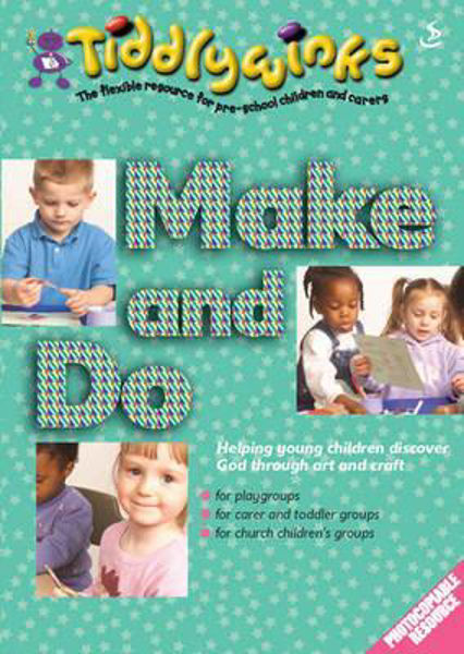 Picture of TIDDLYWINKS/MAKE & DO