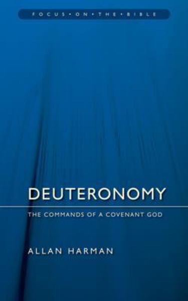 Picture of FOCUS ON THE BIBLE/Deuteronomy