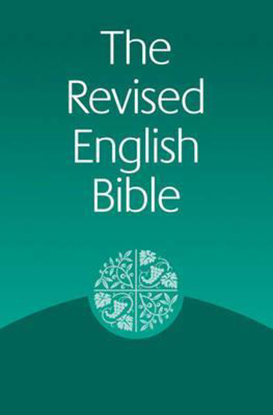 Picture of REVISED ENGLISH BIBLE standard hbk green