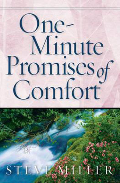 Picture of ONE MINUTE PROMISES OF COMFORT pbk