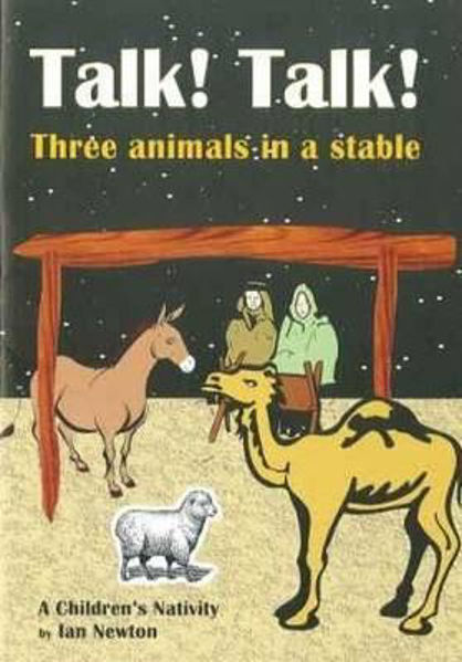 Picture of TALK! TALK!3 animals in a stable drama