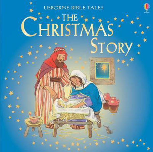 Picture of USBORNE BIBLE TALES THE CHRISTMAS STORY