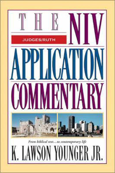 Picture of NIV APPLICATION COMMENTARY/JUDGES & RUTH