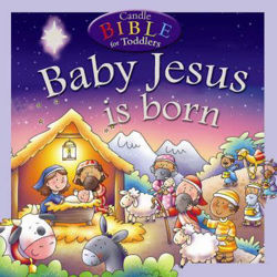 Picture of BABY JESUS IS BORN