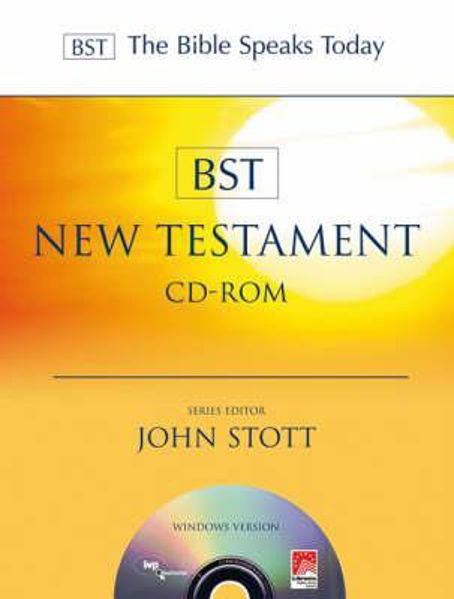 Picture of BST/MESSAGE OF NEW TESTAMENT CD ROM