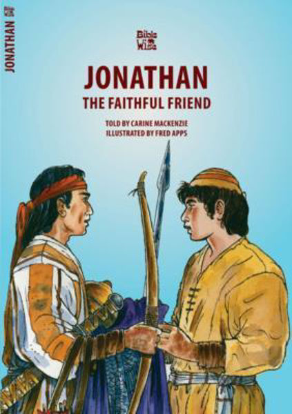 Picture of BIBLE WISE/JONATHAN The Faithful Friend