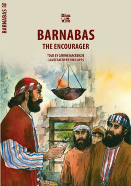 Picture of BIBLE WISE/BARNABAS The Encourager