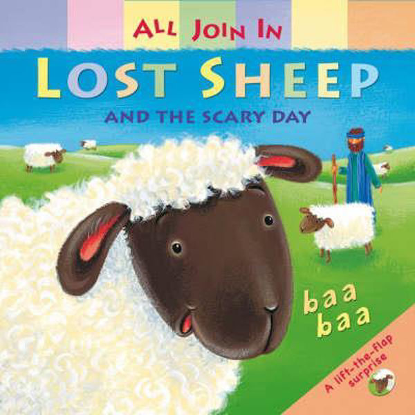 Picture of ALL JOIN IN/LOST SHEEP & SCARY DAY