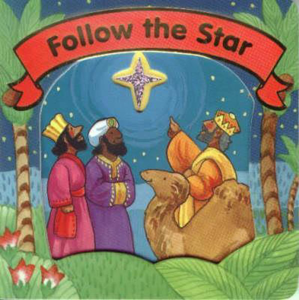 Picture of FOLLOW THE STAR Board Book