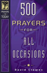 Picture of 500 PRAYERS FOR ALL OCCASIONS