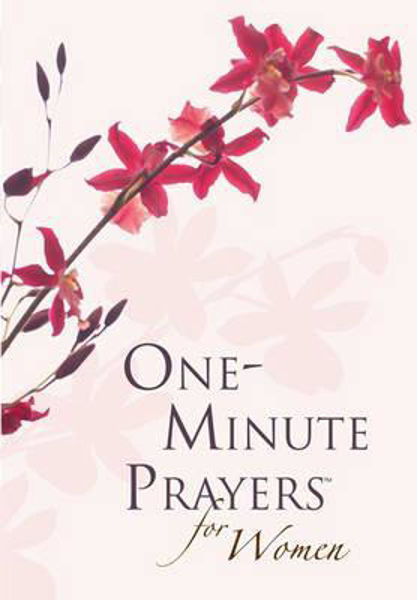 Picture of ONE MINUTE PRAYERS FOR WOMEN hbk