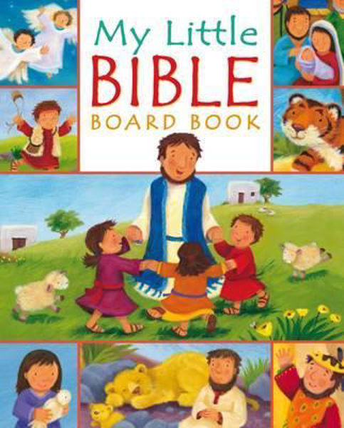 Picture of MY LITTLE BIBLE BOARD BOOK