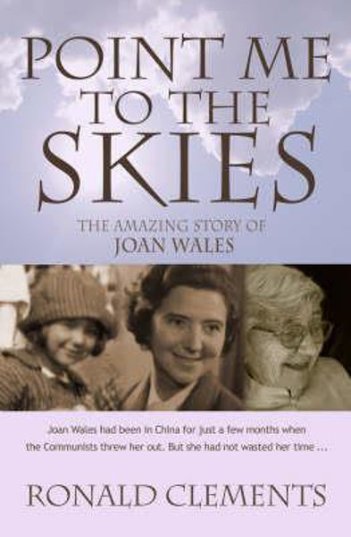 Picture of POINT ME TO THE SKIES/JOAN WALES