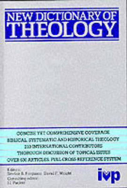 Picture of NEW DICTIONARY OF THEOLOGY hbk