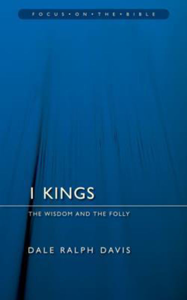 Picture of FOCUS ON THE BIBLE/1 KINGS
