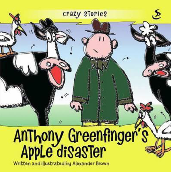 Picture of CRAZY STORIES/ANTHONY GREENFINGER'S APPL