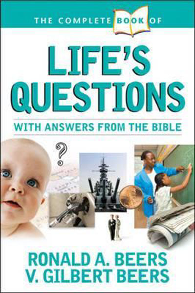 Picture of COMPLETE BOOK OF LIFE'S QUESTIONS pbk