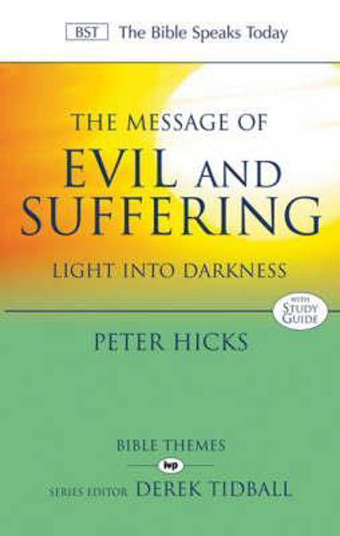 Picture of BST/MESSAGE OF EVIL AND SUFFERING