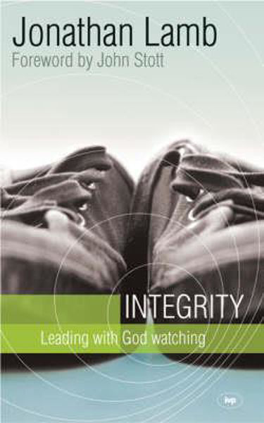 Picture of INTEGRITY leading with God watching