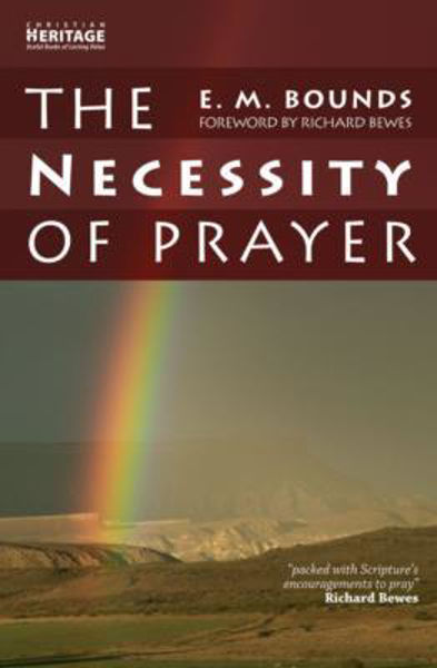 Picture of NECESSITY OF PRAYER