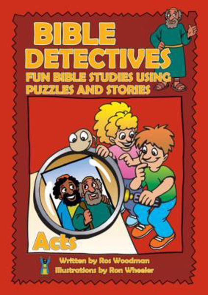 Picture of BIBLE DETECTIVES/ACTS