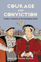 Picture of HISTORY LIVES/#3 COURAGE & CONVICTION