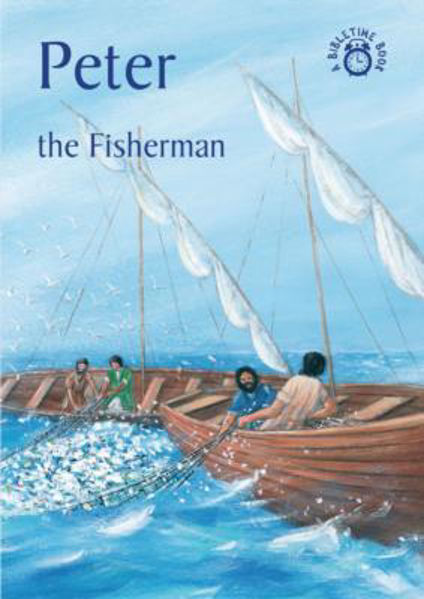 Picture of BIBLE TIME/PETER The Fisherman