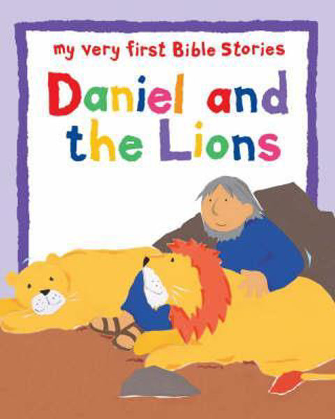 Picture of MY V FIRST B STORIES/DANIEL & LIONS