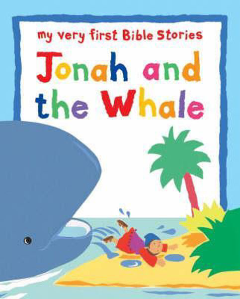 Picture of MY V FIRST B STORIES/JONAH & THE WHALE