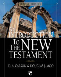 Picture of INTRODUCTION TO THE NEW TESTAMENT hbk