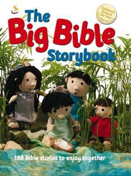 Picture of THE BIG BIBLE STORYBOOK