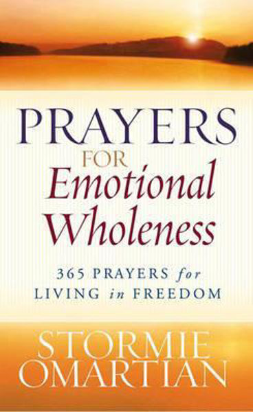 Picture of PRAYERS FOR EMOTIONAL WHOLENESS hbk