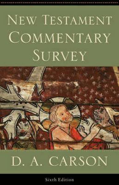 Picture of NEW TESTAMENT COMMENTARY SURVEY