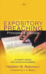 Picture of EXPOSITORY PREACHING principles/practice