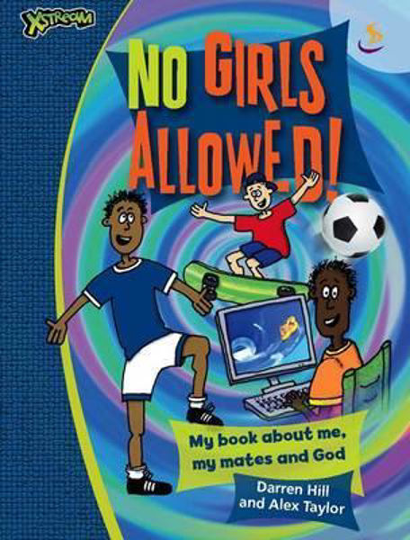 Picture of NO GIRLS ALLOWED