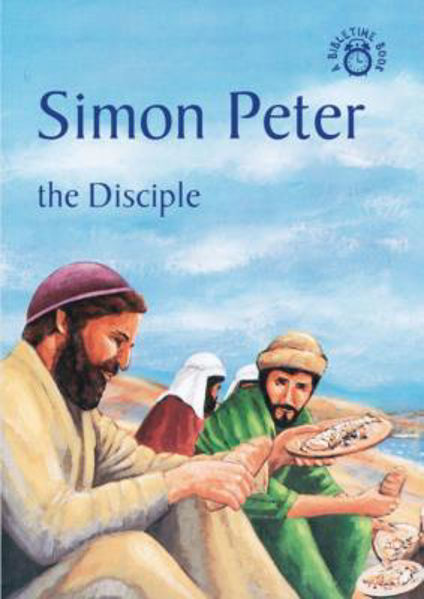 Picture of BIBLE TIME/SIMON PETER The Disciple
