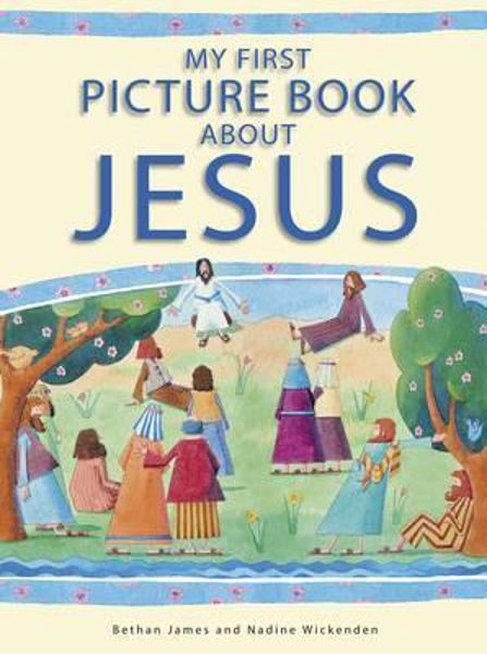 Picture of MY FIRST PICTURE BOOK ABOUT JESUS