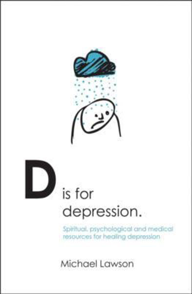 Picture of D IS FOR DEPRESSION